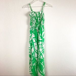 Lilly Pulitzer for target girls  jumpsuit size 7/8